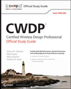 Certified Wireless Design Professional - Industry's first vendor neutral wireless design book