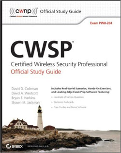 Certified Wireless Security Professional Study Guide